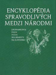 Encyklopédia Spravodlivých medzi národmi I.;II.