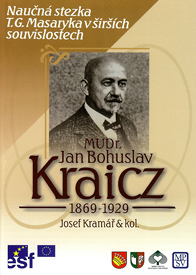 JUDr. Jozef Kramář a kol., MUDr. Jan Bohuslav Kraicz 1869 - 1929