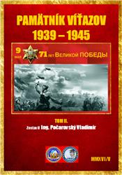 Pamätník Víťazov 1939 - 1945, Tom II