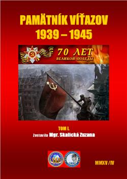 Pamätník Víťazov 1939 - 1945